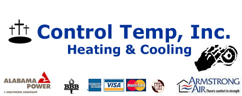 Birmingham, AL - Air Conditioning - Control Temp, Inc.